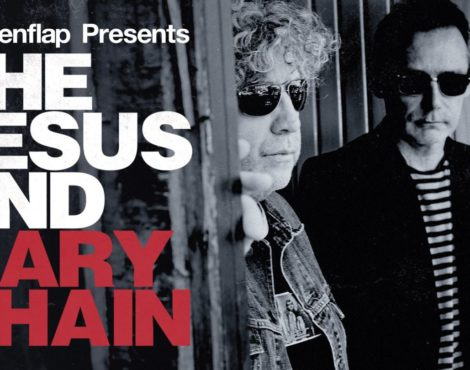 Clockenflap Presents The Jesus and Mary Chain: May 28