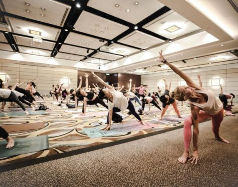 Zen Out at the Evolution-Asia Yoga Conference: June 13-16