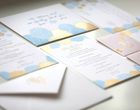 The Best Bespoke Wedding Stationary Services in Hong Kong