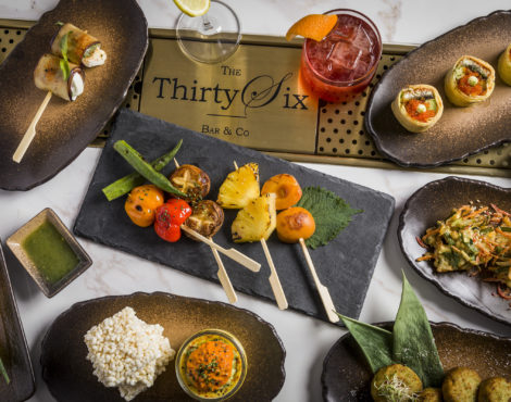 Sumptuous Dining at The ThirtySix Bar & Co