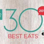30 Best Eats 2019
