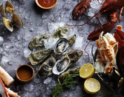Sustainable Seafood This Summer at Big Bay Cafe
