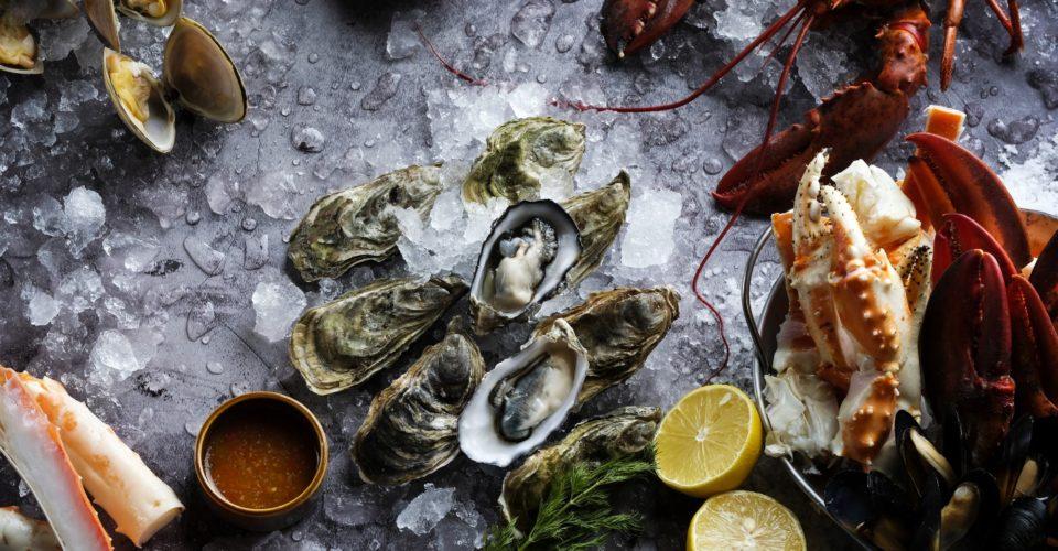 Kerry Hotel Hong Kong - Big Bay Cafe - Sustainable Seafood Promotion - Hero Shot