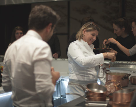 Chef Stephanie Le Quellec Collaborates with Island Shangri-La Hong Kong