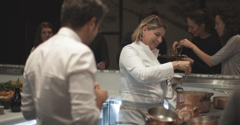 Chef Stephanie Le Quellec