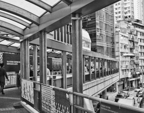 What to Do Around Hong Kong's Longest Escalator