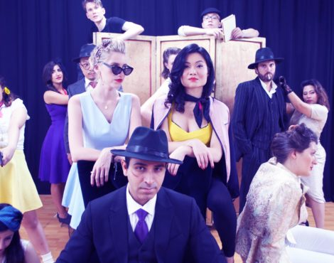 Shot in the back: It was all just an act!: June 26-June 29