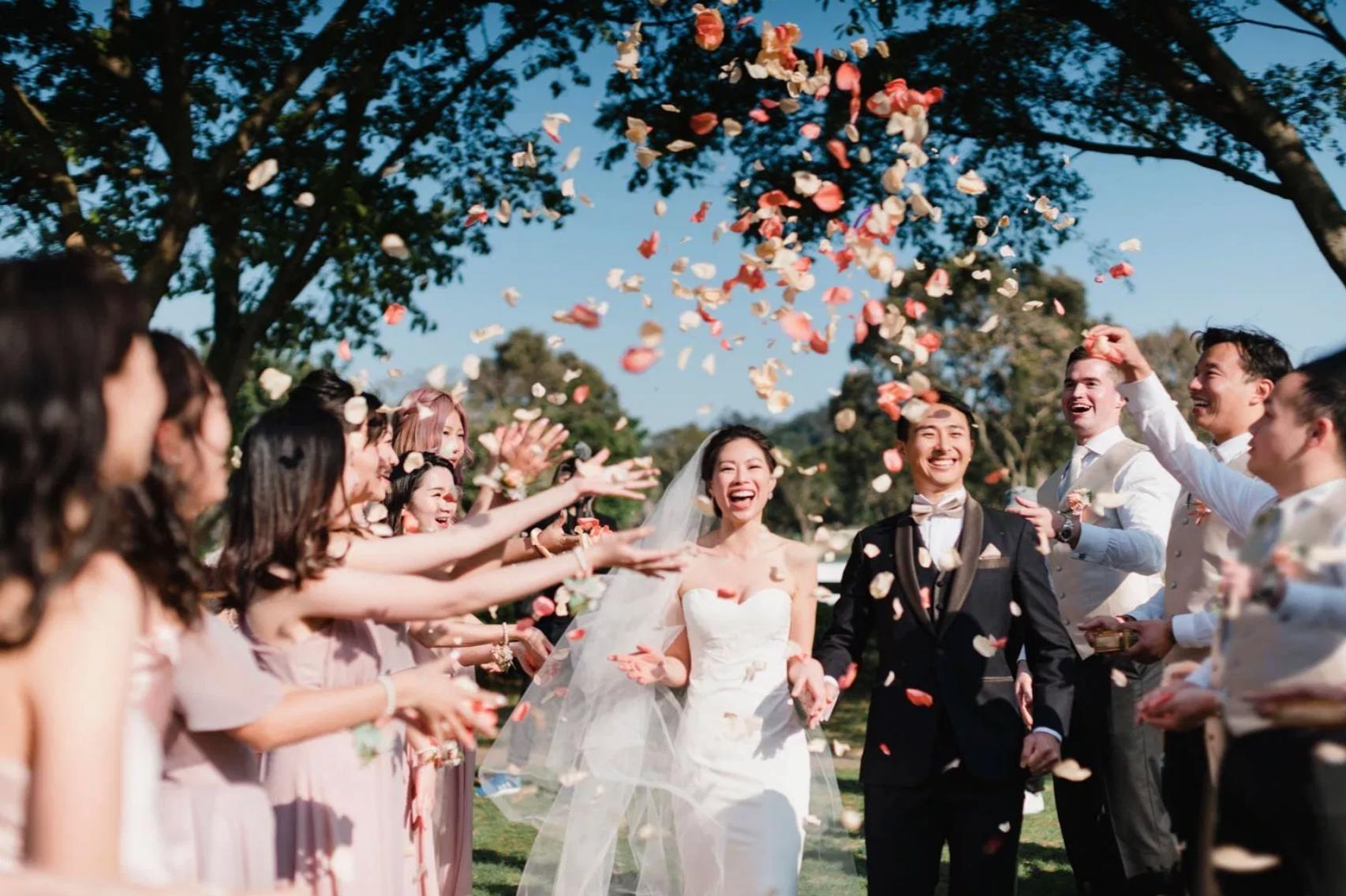 Sophia Kwan Weddings