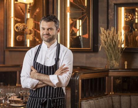 Dishin' the Dirt: Spiga's Enrico Bartolini on Authenticity and Culinary Inspiration