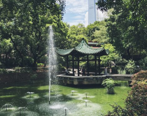 Canto Slang 101: 抽水 Chau Sui