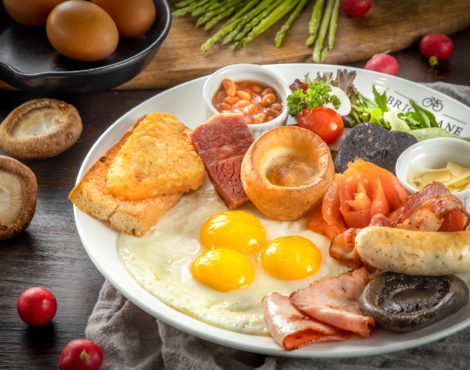 All-Day British Comfort Food at BRICK LANE