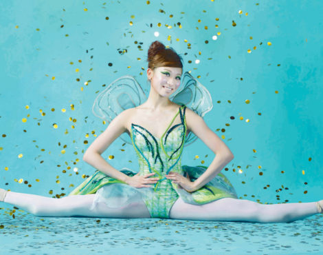 Hong Kong Ballet: Peter Pan: August 16-25