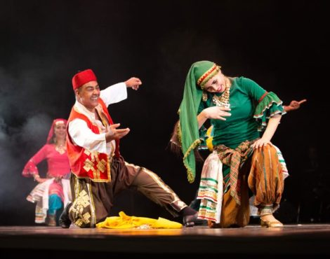 Hong Kong International Egyptian Folklore and Oriental Dance Festival: August 19-20