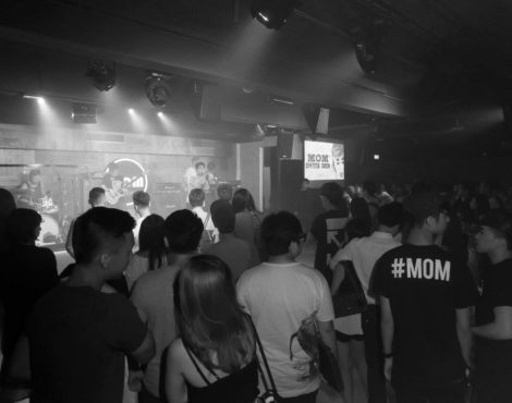 Spotlight: Soak Up Live Music at MOM Livehouse