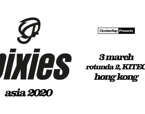 Clockenflap Presents: The Pixies: March 3, 2020