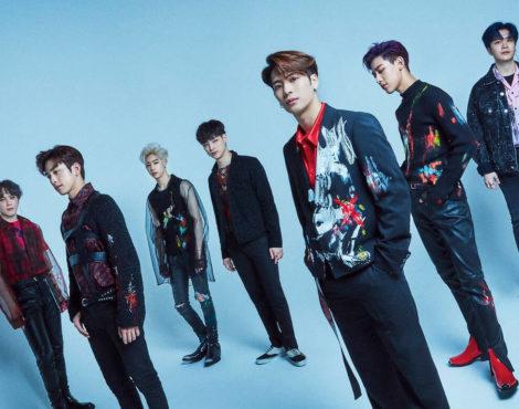 GOT7: Keep Spinning World Tour in Hong Kong: August 31-September 1