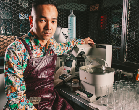 The Loop HK 30 Best Eats 2019 Top Mixologist: Antonio Lai