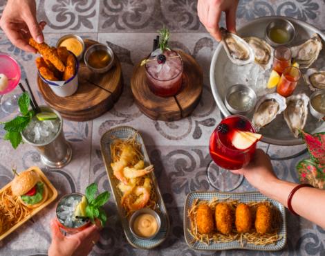 The Loop HK 30 Best Eats 2019 Best Spanish: The Optimist