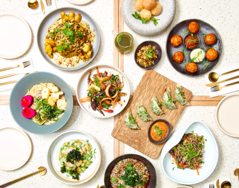 The Loop HK 30 Best Eats 2019 Best Vegetarian: VEDA