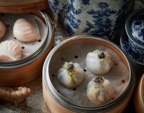 The Loop HK 30 Best Eats 2019 Best Dim Sum: Duddell's