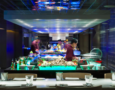 The Loop HK 30 Best Eats 2019 Best Buffet: Three on Canton at Gateway Hotel