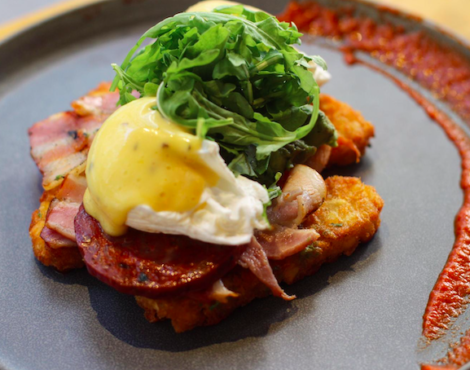 The Loop HK 30 Best Eats 2019 Best Brunch: Catch