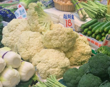 Market Watch: Cauliflower