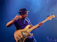 Marcus Miller Laid Black Tour in Hong Kong: September 12