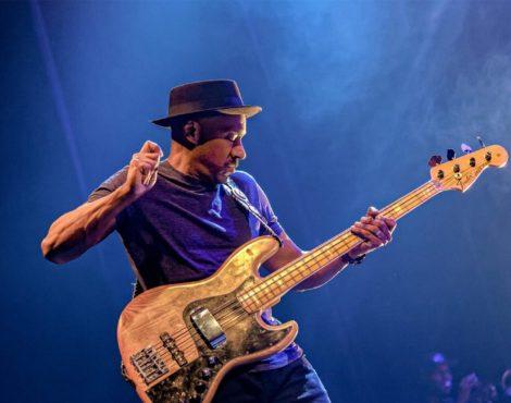 Marcus Miller Laid Black Tour in Hong Kong: September 12