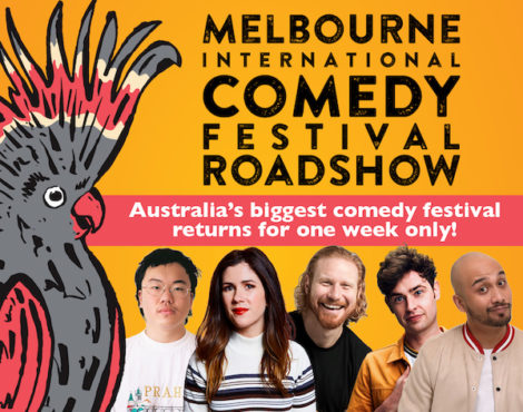 The Melbourne International Comedy Festival Roadshow Hong Kong: Sept 16-22