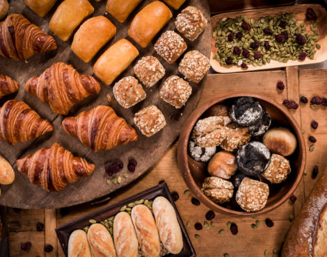 All About Bread with Gregoire Michaud Sep 7 —Slow Food x The Loop HK