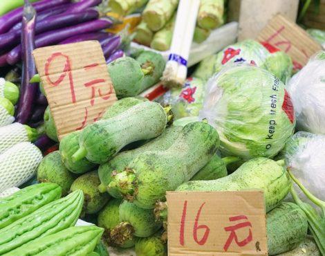 Market Watch: Water Gourd