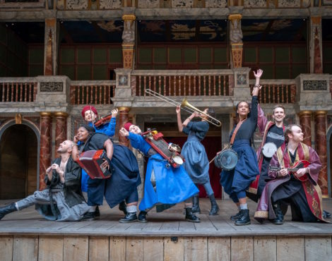 Three Plays by Shakespeare's Globe: September 24-29
