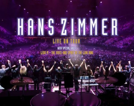 The Sound of Hollywood: Hans Zimmer Live on Tour: September 26