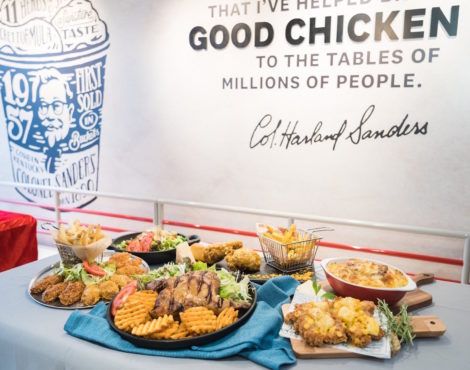 KFC Opens Concept Store In Causeway Bay