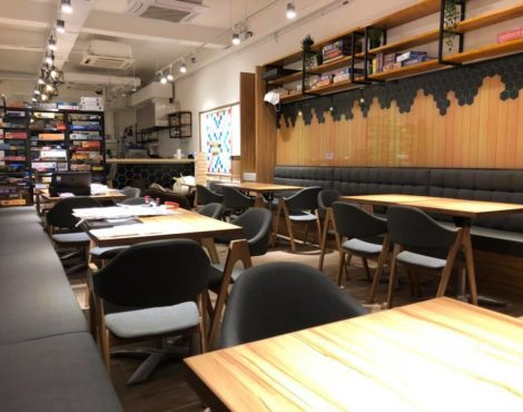 Spotlight: Game it Up at Wheat and Wood