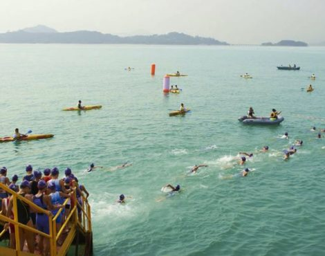 Hong Kong Aquathlon Championships 2019: 29 Sept