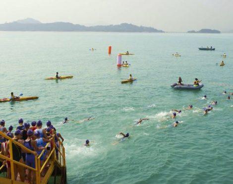 Hong Kong Aquathlon Championships 2019: 29 Sept