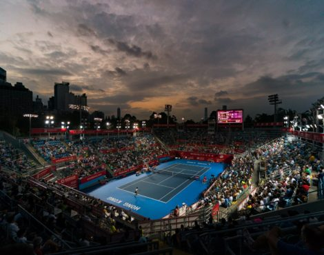 Grand Slam: Hong Kong Tennis Open 2019: October 5-13