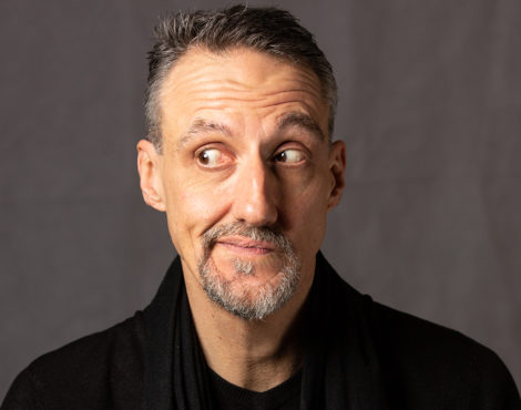 Comedian Steve Hughes at TakeOut Comedy Club: September 20