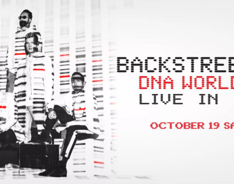 Backstreet Boys DNA World Tour: Live in Macau: October 19