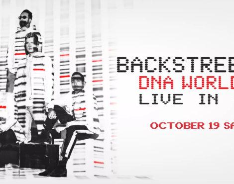 Backstreet Boys DNA World Tour: Live in Macau: October 19