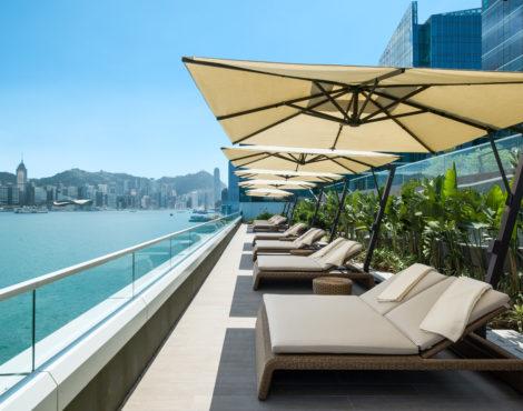 World Wellness Weekend at Kerry Hotel Hong Kong: 21-22 September 2019