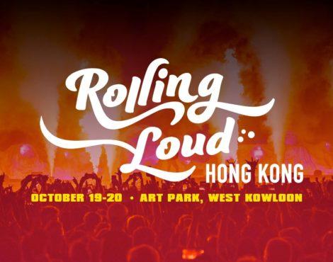 Hip-Hop in Hong Kong: Rolling Loud Hong Kong: October 19-20