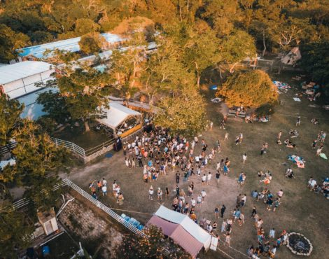 Music, Art and the Outdoors at Shi Fu Miz Festival 2019: October 26-27