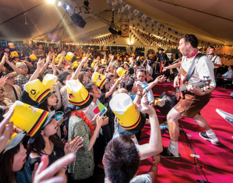 Prost! Marco Polo German Bierfest 2019: October 17-27