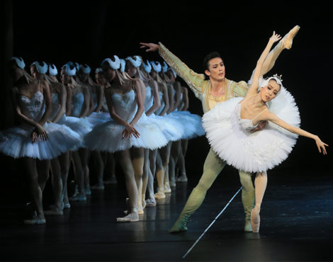 The Hong Kong Ballet Performs Swan Lake: October 25-November 3