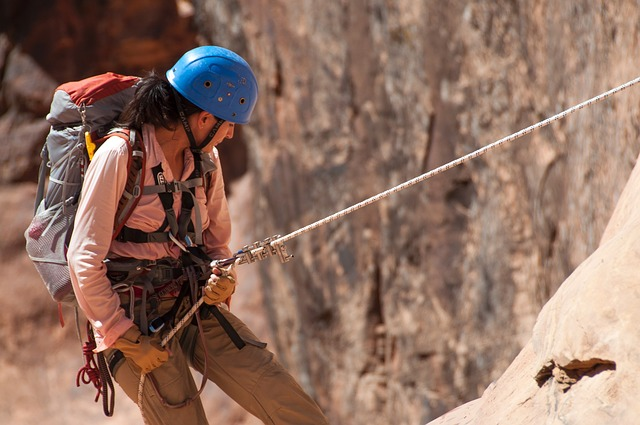 extreme sports in Hong Kong canyoning