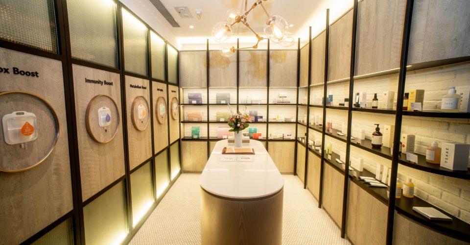LifeHub Interior - Showroom