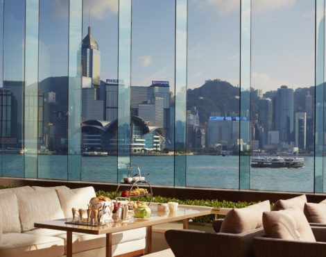 Tory Burch Afternoon Tea at InterContinental Hong Kong: Through Nov 30